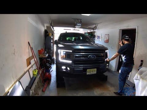Tuned 2019 F-150 Ecoboost Oil Change | EASY!