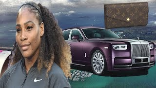 SERENA WILLIAMS CARS COLLECTION 2019