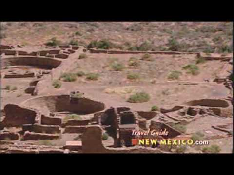 Travel Guide New Mexico tm Chaco Canyon & Aztec Ruins Bloomfield New Mexico