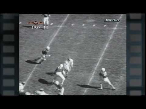 Northwestern Wildcats Football 1958