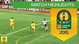 TP Mazembe vs El Merreikh | 2015 Orange CAF Champions League | Semi-Final (2nd Leg) 2017 Video