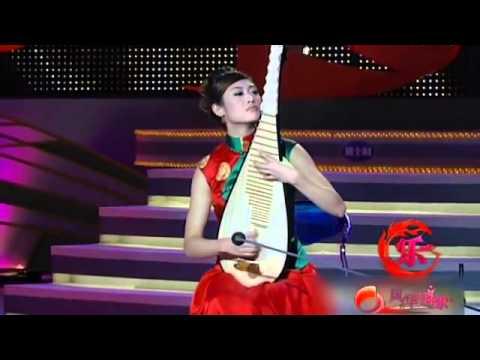 中国民乐好声音 -  李卉演奏 琵琶独奏 《十面埋伏》