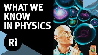 The World According to Physics - with Jim Al-Khalili