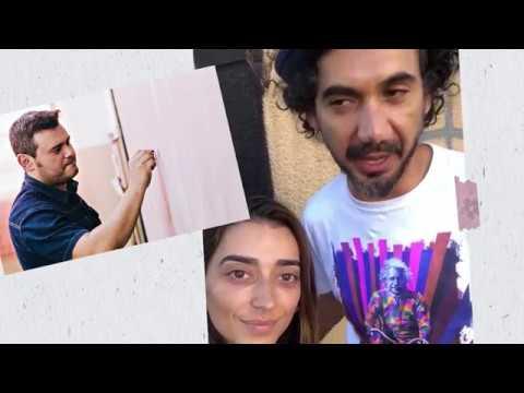 Entrevista com o Kobra - Camila Costa