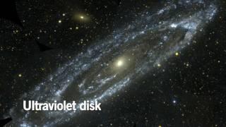 New Views Of Galaxies