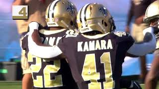 TOP 10 PLAYS from NFL Rookie of the Year Alvin Kamara!