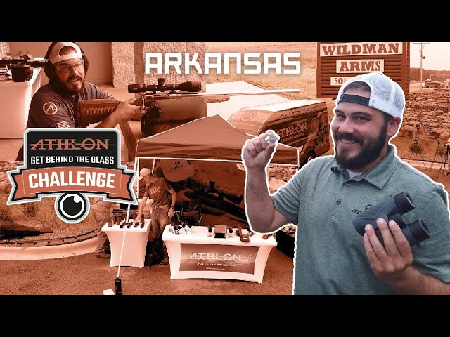 Athlon Road Show Episode 4: Diamond Hunting in Van Buren, AR