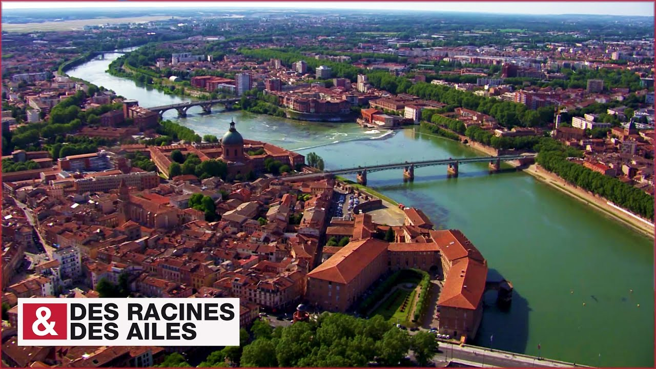 Toulouse Red Couverte Par La Garonne 1 2 Youtube
