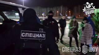 Предложение руки и сердца в Ульяновске - СпецНаз Шоу город Пенза