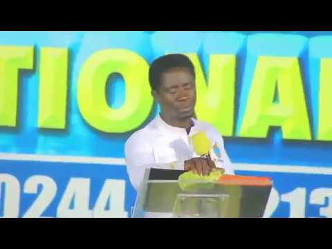 PARADISE AND HADES PART 1 BY EVANGELIST AKWASI AWUAH