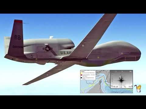 Инцидент с Global Hawk и Ормузский кризис. Развитие темы