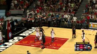 NBA 2K12 PC Videoteszt - GameTeVe.hu