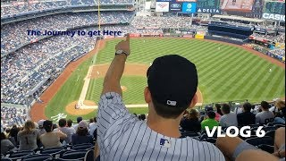 What Happens at the top of Yankee Stadium - Vlog 6