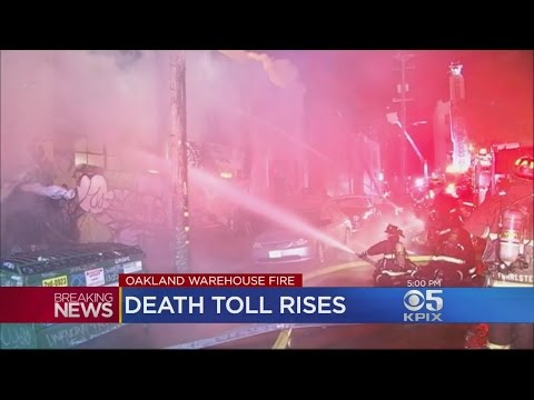 Team Coverage: 33 Killed In Oakland Warehouse Fire