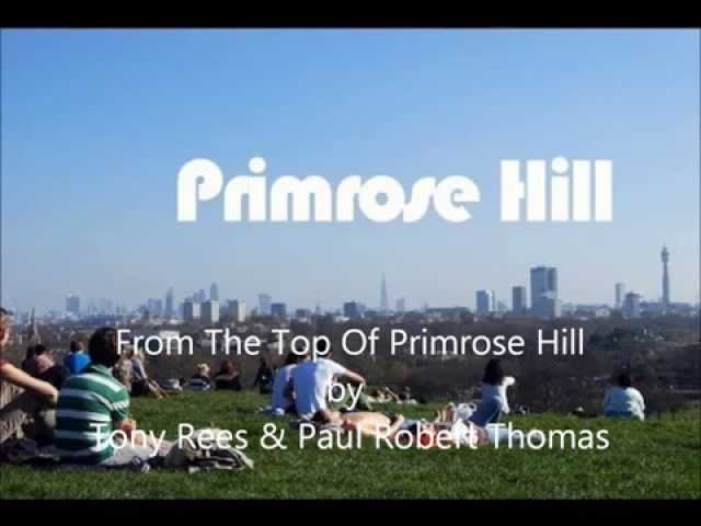 From the Top of Primrose Hill