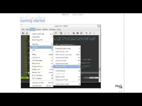 Provo Linux User Group (PLUG): Vim, the why and how