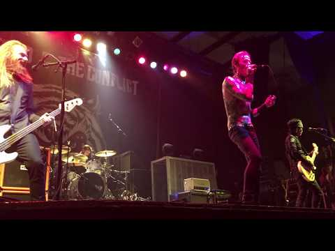 JOSH TODD AND THE CONFLICT Live in Concert @ Harpos, Mi