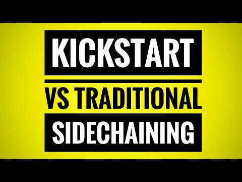 Traditional Sidechain vs Nicky Romero's Kickstart