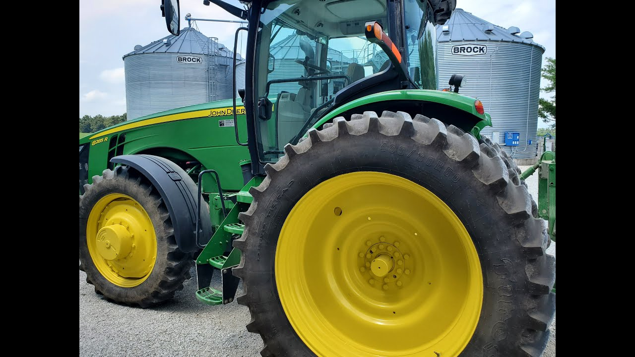 Download Tractor Cleaning and Combine Maintenance.  Episode #2