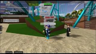 Playing with my friend GOLDJHONpro on roblox on a new map☺part 1