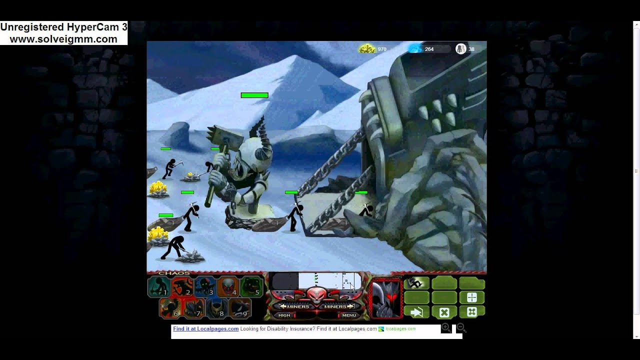 stick war 2 order empire hacked free games
