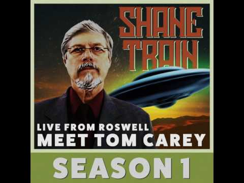 Live From Roswell  Meet Tom Carey  Season 1