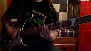Type O Negative - Pyretta Blaze (Bass)