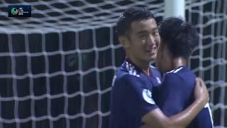 HIGHLIGHT AFC U16 2018 JAPAN  5  VS  Thailand 2