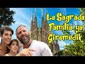 La Sagrada Familia 'ya Giremedik | Bizim Aile Eğlenceli Çocuk Videoları