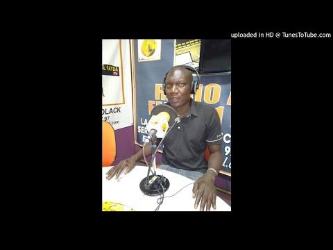 REVUE DE PRESSE RADIO AL FAYDA : CHIEKH BABACAR DIENG JEUDI 20 JUIN 2019