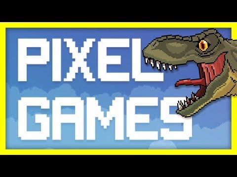 Пиксельные игры на телефон и планшет