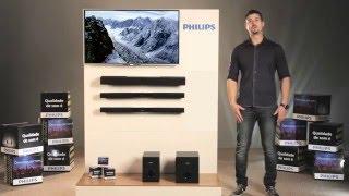 Soundbar Philips HTL2101 HTL2163 HTL3140