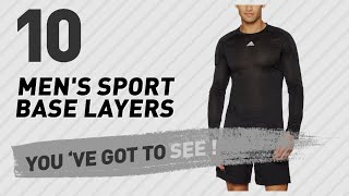Adidas Men's Sport Base Layers // UK New & Popular 2017