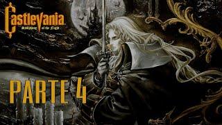 Castlevania Symphony of the night parte 4 gameplay en español