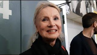 Barbara Bouchet, video intervista: sono una nonna sprint, fiera di mio figlio