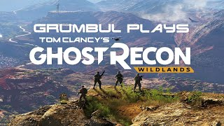 Tom Clancy's Ghost Recon: Wildalnds - PC Ultra - Part 1
