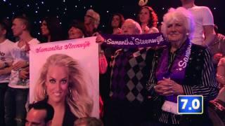 Samantha Steenwijk | Sla je arm om me heen | Show 9 | Bloed, zweet & Tranen