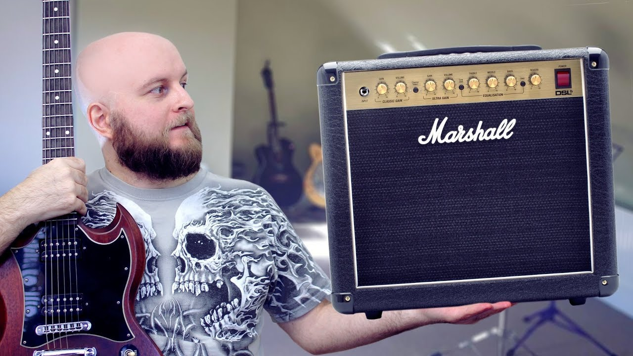 the best tube combo for home marshall dsl5cr review and demo all valve guitar amp youtube. Black Bedroom Furniture Sets. Home Design Ideas