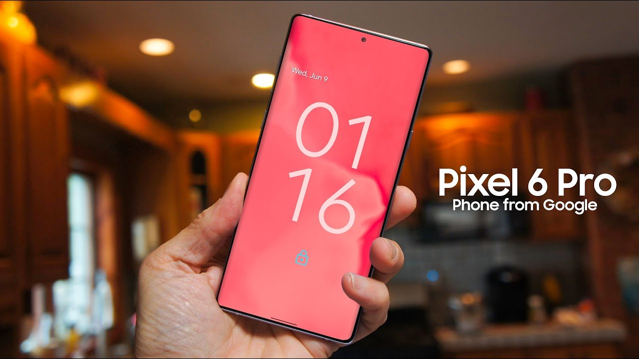Download Google Pixel 6 Pro - This Is INTERESTING!