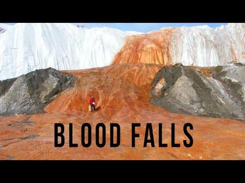 Blood Falls | 100 Wonders | Atlas Obscura