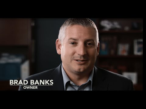 Brad Banks Bio Video