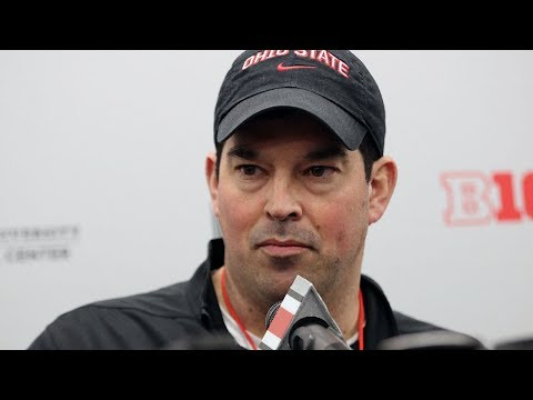 Ryan Day evaluates Ohio State after training camp scrimmage