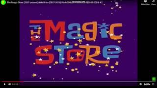 The Magic Store Wildbrain Logo Bloopers