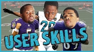 who s better jalen ramsey or steve smith user skills challenge ep 2