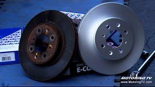 Tip of the Week: Coated brake rotors