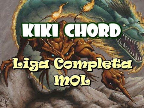 MOL -Liga completa con Kiki Chord-