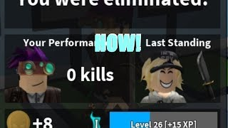 HOW DID THIS HAPPEN!!! | Roblox Asassain
