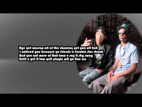 New Boyz - Backseat feat. The Cataracs & Dev ( Official Lyric Video )