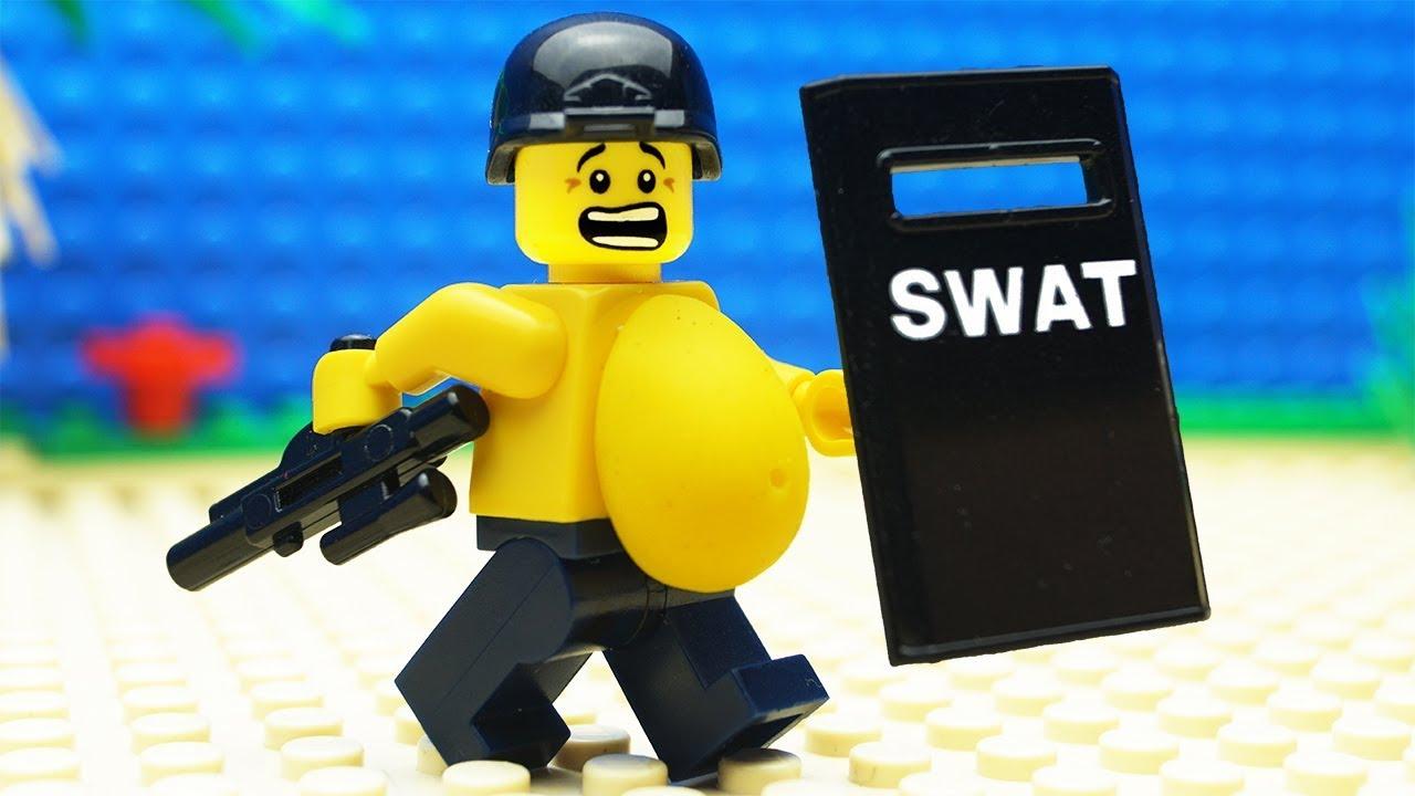 Lego Swat School Youtube