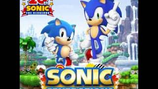 His World-Matty Lewis & Ali Tabatabaee-Sonic The Hedgehog 2006-S20thA v. 2 (Sonic M.)